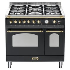 Lofra 90cm Duel Fuel Upright Oven LDD906MF - Masters Home Improvement