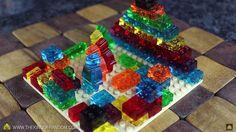 Net schlecht, net schlecht ...: How to make fun, stackable LEGO gum candies
