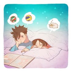 I can't be that devoted to volleyball. Kuroo's so cool~