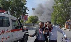 مقتل شخصين في هجوم بقنبلة على شاحنة وقود شرق أفغانستان: لقي شخصان حتفهما جراء انفجار قنبلة مزروعة في شاحنة وقود بالقرب من مبنى إدارة جمارك…