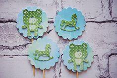 Najlepsze Obrazy Na Tablicy Cupcake Toppers Toppery Pikery Do