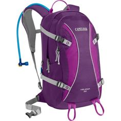 Check this Out.... Camelbak Products Women's Helena 22 Hydration Pack, Imperial Purple/Electric Purple, 100-Ounce  has recently been posted to  http://bestoutdoorgear.co/camelbak-products-womens-helena-22-hydration-pack-imperial-purpleelectric-purple-100-ounce/