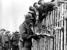4/29/45 Holocaust The US Army liberates Dachau concentration camp —Details by Martin Gilbert. #Holocaust #Dachau #Jewish #concentrationcamp #WorldWarII #Nazi #WW2 #history