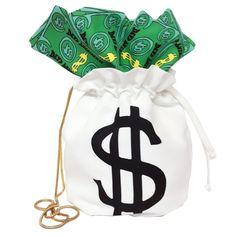 DOLLAR BAG 100%POLYESTER