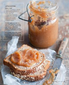 Apple 'butter' jam