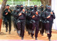 Indian NSG Commandos