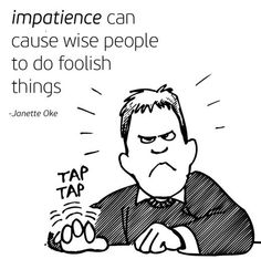 How To Keep Impatience From Wrecking Your Day Faith Scripture, Bible Verses, Sermon Series, Wise People, Christian Devotions, Daily Devotional, Trx, Christian Living, Patience