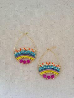 Hoop Earrings | Slow Jewelry