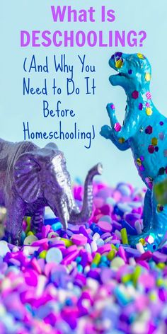 Deschooling Homeschool: Critical In Transition to Homeschooling