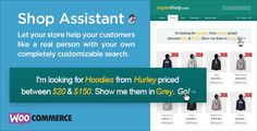 Shop Assistant offers your customers a natural language search function where they complete a highly specific search tailored to their needs in the simplest way possible.