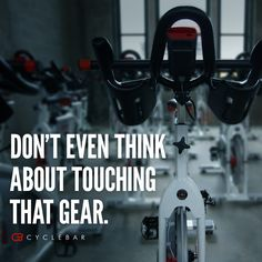 Wherever you are in your fitness journey, there's a bike for you at CycleBar. All fitness levels welcome. Calorie Cycling, You Fitness, Health Fitness, Spin Instructor, Exercise Quotes, Spinning Workout, Indoor Cycling, Spin Class, Sweat It Out