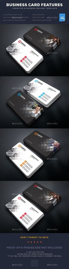 Corporate Business Card - Business Cards Print Templates Download here : https://graphicriver.net/item/corporate-business-card/17169274?s_rank=52&ref=Al-fatih