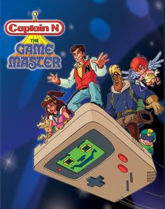 Captain N - The Game Master