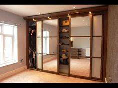 Sliding Closet Doors Door Ideas Mirrored Wardrobe Bedroom Closets