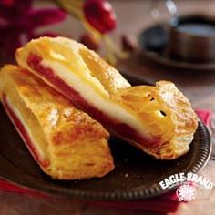 ... Cream Cheese and Guava Pastries | Pastries, Cream Cheeses and Cheese