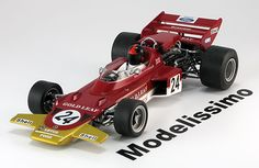 Lotus 72C, Winner GP USA 1970, Fittipaldi. Quartzo, 1/18, No.18270, Limited Edition 1500 pcs. 65 EUR