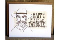 cowboy card