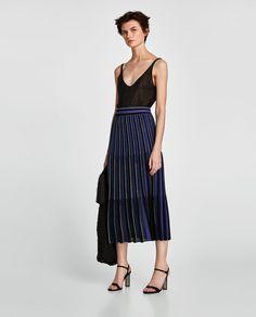 e5b47bf3e 16 Best Zara images | Zara women, Elastic waist, Fashion 2017
