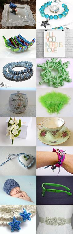 FRIDAYS COLLECTION by Dawn Marie Livett on Etsy--Pinned with TreasuryPin.com