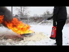 Gaszenie pożarów grupy A oraz B / KZWM Ogniochron S.A.