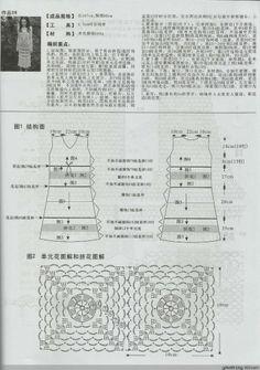 Crochet de Moda pattern