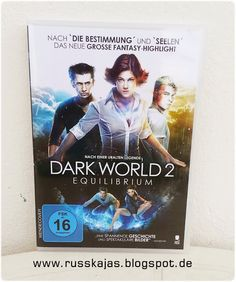 .Russkajas Beauty.: Film Freitag - Dark World 2 - Equilibrium