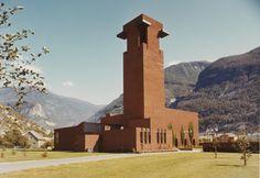 DigitaltMuseum - Farnes kyrkje