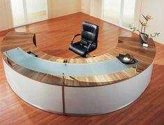 Exceptional Custom Contemporary Reception Stations