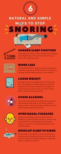 See natural and simple ways to quit snoring...
