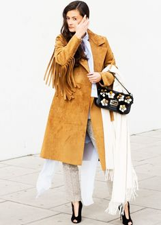 50 Must-See Street Style Outfits to Bookmark for 2017 via @WhoWhatWearUK