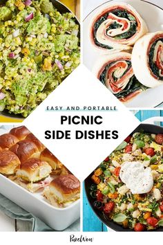 40 Picnic Side Dishes That Are Easy and Portable