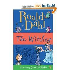 The Witches: Amazon.de: Quentin Blake, Roald Dahl: Englische Bücher