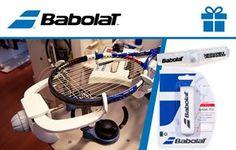 El staff de Babolat Carrasco te espera para un tratamiento completo de encordado full para tu raqueta.