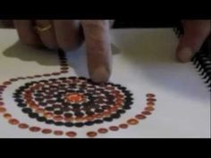 How to teach dot painting to kids is a great way to introduce Aboriginal culture into your school curriculum. I have taught this technique from prep year through to year 6, and the children have always enjoyed this activity. You will find more ideas for Aboriginal art for kids at www.australianativeart.com