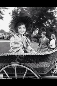 Young Jackie Kennedy