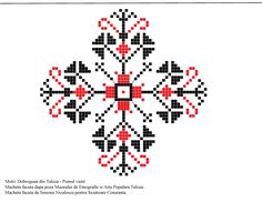 Pomul vietii - Dobrogea  Model descifrat si desenat de catre Simona Niculescu Creative Embroidery, Folk Embroidery, Cross Stitch Embroidery, Cross Stitch Patterns, Palestinian Embroidery, Brick Stitch, Beads And Wire, Life Tattoos, Pattern Art