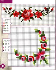 ru / Photo # 19 - Trivia - north-west, You can create really specific designs for textiles with cross stitch. Cross stitch designs may very nearly amaze you. Cross stitch novices could make the designs they want without difficulty. Cross Stitch Geometric, Small Cross Stitch, Cross Stitch Bird, Cross Stitch Borders, Cross Stitch Flowers, Cross Stitch Designs, Cross Stitching, Cross Stitch Embroidery, Cross Stitch Patterns