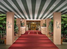 Discover The Beverly Hills Hotel, our iconic luxury hotel in Los Angeles - the home of Hollywood royalty past and present, located on Sunset Boulevard. Beverly Hills Hotel, The Beverly, Resorts, Bungalow Hotel, Dorchester Collection, Hotel Sites, Hotel Specials, Coffee Room, La Coffee