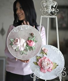 1 million+ Stunning Free Images to Use Anywhere Clay Wall Art, Mural Wall Art, Clay Art, Ceramic Flowers, Clay Flowers, Cold Porcelain Flowers, Flower Drawing Tutorials, Plaster Art, Sculpture Painting