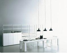 elisa ossino studio : client - Porro Designs by Piero Lissoni