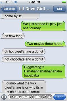 gigglefarting