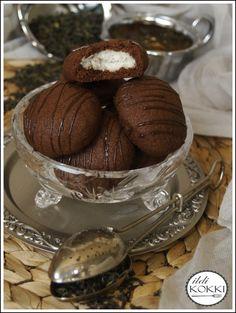 ildi KOKKI : Török kokostar Russian Cakes, Coconut Cookies, Nutella, Cookie Recipes, Biscuits, Food Porn, Food And Drink, Tasty, Favorite Recipes
