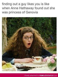 Yep, I'm just like her!!