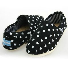 I do really like this.Toms Womens Hearts Classic Shoes