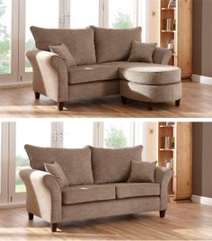 The plush Denby sofa #style #interior