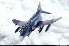 McDonnell Douglas F-4F Phantom II; International Airspace