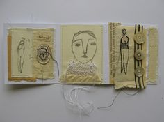 Beloved by Cathy Cullis Fabric Painting, Fabric Art, Mixed Media Collage, Collage Art, Tableaux D'inspiration, Map Quilt, Fabric Journals, Paper Artwork, Tea Art