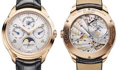 baume mercier clifton perpetual calendar both view