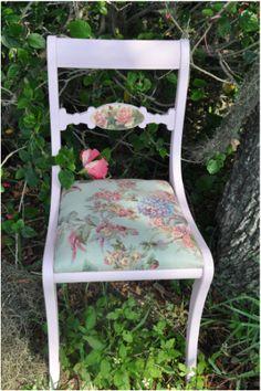 Shabby Chic Mosaic Furniture | Broken China Shabby Pink Mosaic Chair