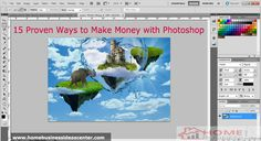 Proven Ways to Make Money with Photoshop